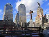 Ground Zero in New York, NY.