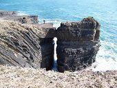 Sea Arch, County Clare, Ireland
