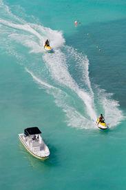 foto of waverunner  - Seadoos - JPG