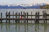 Jetty at