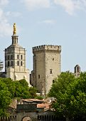 Avignon's Palace Of The Popes