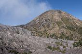 Mount Batok And Slope