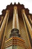 buddha and temple