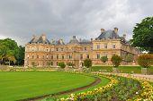 Paris. Luxembourg Gardens