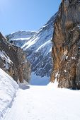 Garmisch-Partenkirchen ski route
