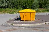 Urban Trash Container