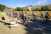 Road Race Turnaround