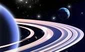 Постер, плакат: Экзопланет Мир за пределами нашей солнечной системы