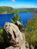 Wisconsin Devils Lake State Park
