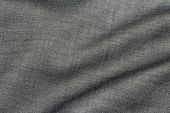elegant gray cotton fabric texture