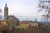 Iglesia de Saint James en Kutná Hora, República Checa