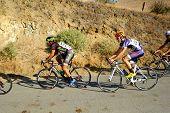 Racing Downhill