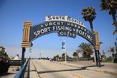 Arco de Santa Monica Pier