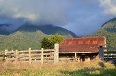 Pioneering Barn