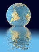 Earthblueflood