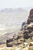 Mountains of Gran Canaria Island