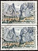 Moustiers-sainte-marie Stamp