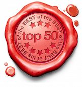 top 50 charts list pop poll result and award winners chart ranking music hits best top quality ratin