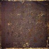 foto of violet  - grunge violet paper texture distressed background - JPG