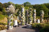 Columnar architecture in the Rose Park Oschatz