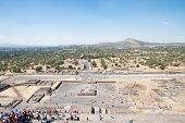 Teotihuacan, Mexico.