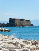 Castel Dell'ovo - Naples - Italy