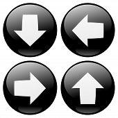 Arrows Buttons