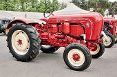 Vintage Tractor Porsche