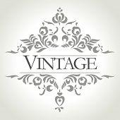 marco vintage Vector