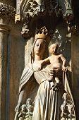 Madonna With Jesus Child