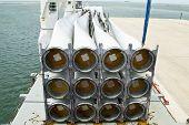 Ships cargo