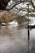 River Stour Burst Uk 2014