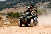 stock photo of four-wheeler  - A four - JPG