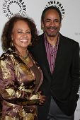 LOS ANGELES - JUN 4:  Daphne Maxwell Reid, Tim Reid at the Baby, If You've Ever Wondered: A WKRP in