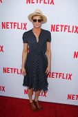 LOS ANGELES - JUN 5:  Robin Wright at the Netflix Academy Panel