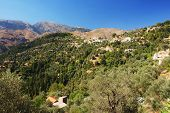 Mountain village, Crete