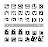 Icons, Textile