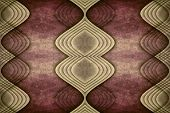 Symetrical Abstract Background Design
