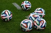 Official Fifa 2014 World Cup Balls (brazuca)