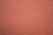 Football Textured Closeup