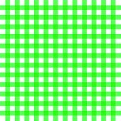 Vector Green Gingham