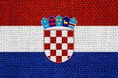 Flag Of Croatia