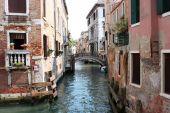 Romantische Plätze in Venedig