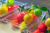 Sweet Candy Imitatation Real Fruit
