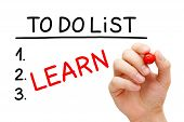 Learn To Do List
