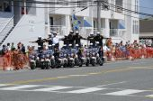 Highway Patrol Standing formation