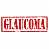 Glaucoma-stamp