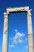 Agora' In Smirne, Greece