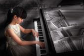 young pianist