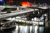 Brisbane Pacific Hwy & North Quay Ferry Stop